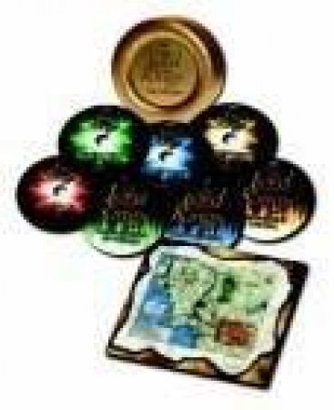 BBC Radio Collection: The Lord Of The Rings - Presentation CD Gift Set by J R R Tolkien
