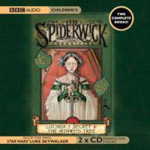 Lucinda's Secret And The Ironwood Tree (CD) by Tony Diterlizzi & Holly Black