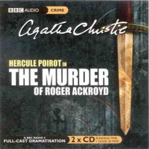 Murder Of Roger Ackroyd 2xcd by Agatha Christie