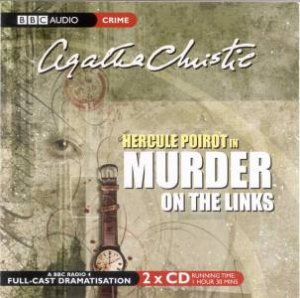 Murder On The Links 2xcd by Agatha Christie