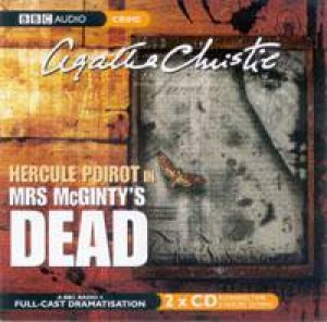 Mrs McGinty's Dead 2xcd by Christie Agatha