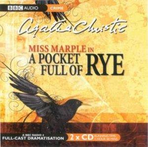 Pocket Full Of Rye  2xcd by Agatha Christie
