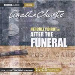 After The Funeral - CD by Agatha Christie
