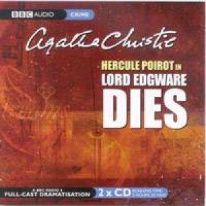 Lord Edgware Dies 2xcds by Agatha Christie
