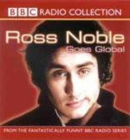 Ross Noble Goes Global - CD by Ross Noble
