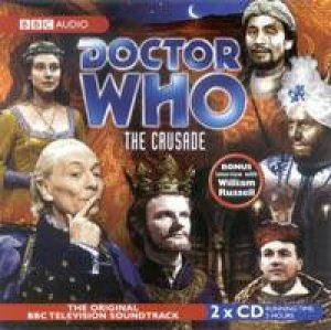 Doctor Who: The Crusade - CD by BBC Radio