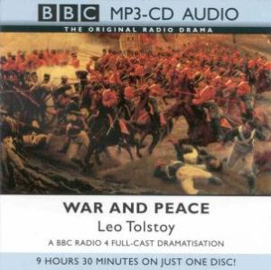 War And Peace - MP3 by Leo Tolstoy