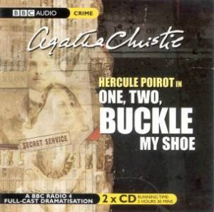 One Two Buckle My Shoe  2xcd by Agatha Christie