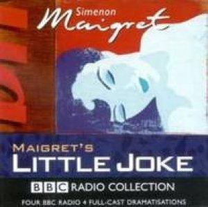 Maigret's Little Joke - CD by Georges Simenon