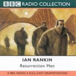 Resurrection Men - CD by Ian Rankin
