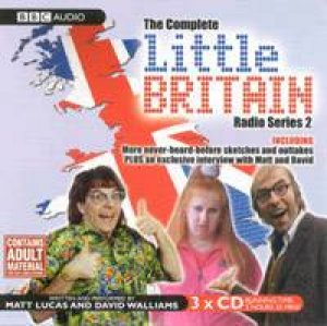 The Complete Little Britain Radio Series - Vol 2 - CD by BBC Comedy Dramatisation
