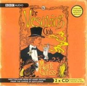 The Vesuvius Club - CD by Mark Gatiss