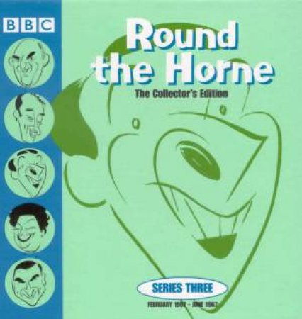 BBC Radio Collection: Round The Horne: The Collector's Edition: Series 3 - CD by Barry Took & Marty Feldman