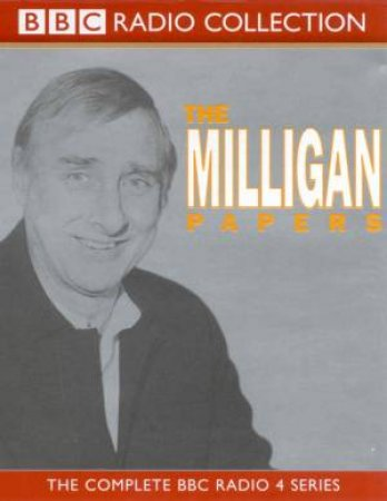 BBC Radio Collection: The Milligan Papers - Cassette by Spike Milligan