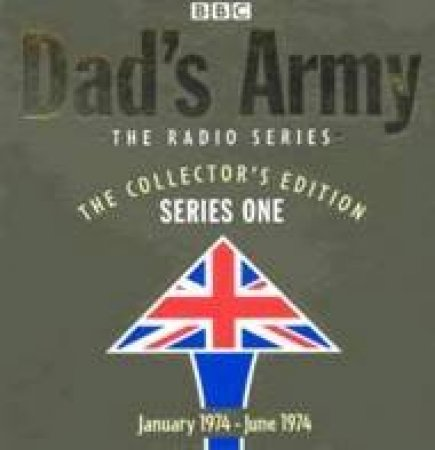 BBC Radio Collection: Dad's Army: The Radio Series Collector's Edition: Series 1 - CD by Jimmy Perry & David Croft
