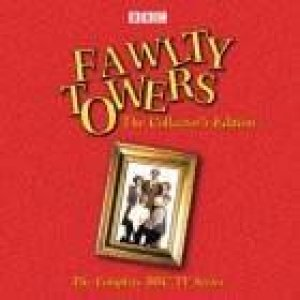 BBC Radio Collection: Fawlty Towers: The Collector's Edition - CD by John Cleese & Connie Booth
