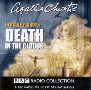 Death In The Clouds 2xcd by Agatha Christie