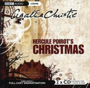 Hercule Poirot's Christmas 2xcd by Agatha Christie