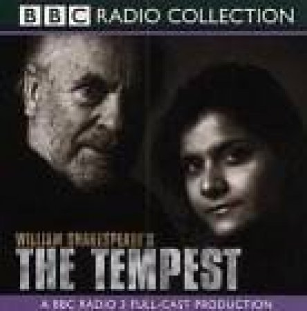 The Tempest - CD by William Shakespeare