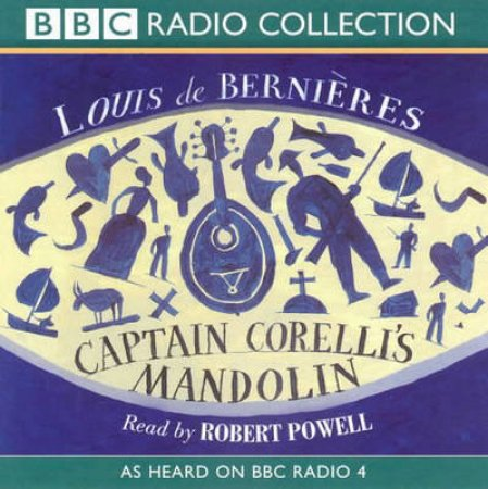 Captain Corelli's Mandolin Abridged 3/125