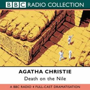 Death On The Nile - CD by Agatha Christie