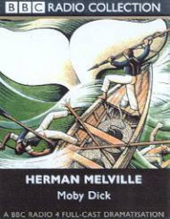 Moby Dick - Cassette by Herman Melville