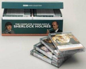 The Complete Conan Doyle Sherlock Holmes - Cassette by Arthur Conan Doyle