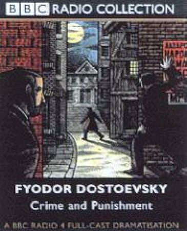 Crime And Punishment - Cassette by Fyodor Dostoevsky
