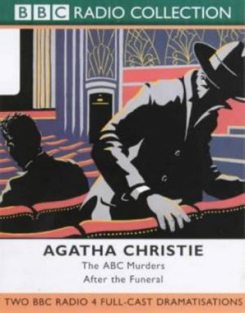 The ABC Murders & After The Funeral - Cassette by Agatha Christie