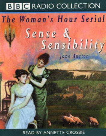 Sense & Sensibility - Cassette by Jane Austen