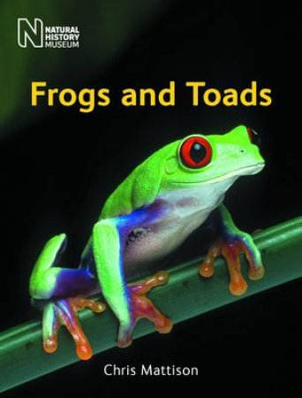 Frogs and Toads by Chris Mattison