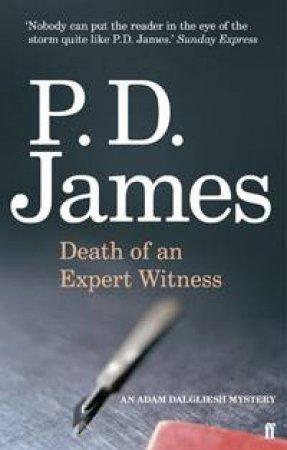 Death of an Expert Witness: An Adam Dalgleish Mystery