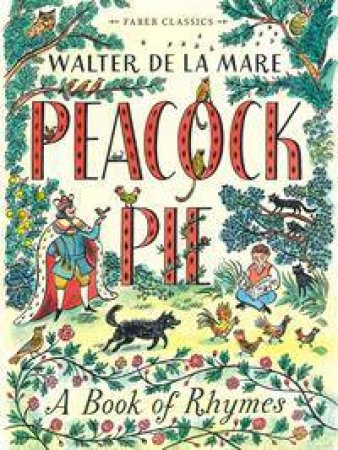 Peacock Pie: A Book of Rhymes
