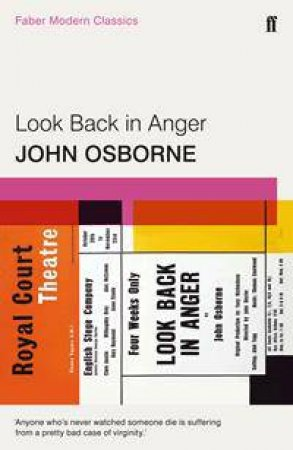 Faber Modern Classics: Look Back in Anger