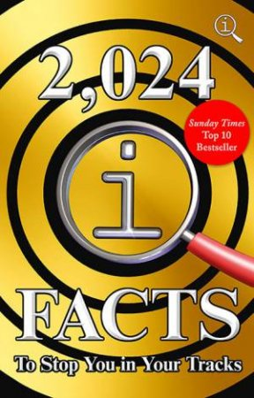 2,024 QI Facts To Stop You In Your Tracks