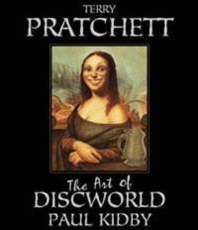 Art Of The Discworld by Terry Pratchett