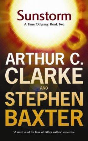 Sunstorm: A Time Odyssey Book 2