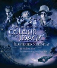 The Colour Of Magic Illustrated Screenplay