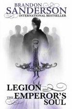 Legion Novellas Legion and The Emperors Soul