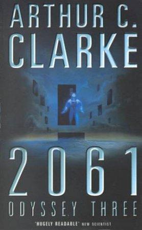 2061 Odyssey Three by Arthur C Clarke