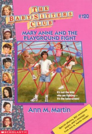 Mary Anne And The Playground Fight by Ann M Martin