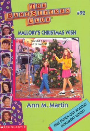 Mallory's Christmas Wish by Ann M Martin