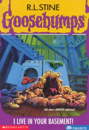 Goosebumps 61: I Live In Your Basement