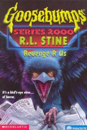Revenge R Us by R L Stine
