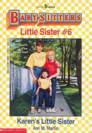 Karen's Little Sister by Ann M Martin