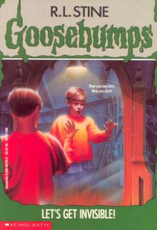 Goosebumps 06: Let's Get Invisible