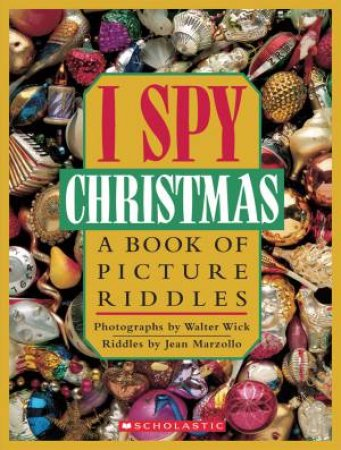 I Spy Christmas by Jean Marzollo