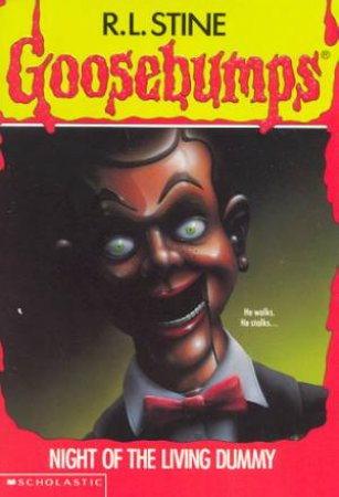 Night Of The Living Dummy by R L Stine