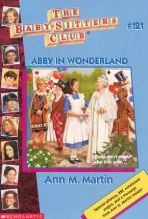 Abby In Wonderland by Ann M Martin