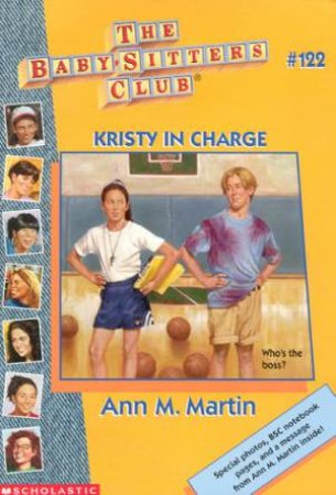 Kristy In Charge by Ann M Martin